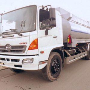 xe tải hino chở xăng dầu 20 khối