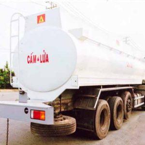 xe tải hyundai HD360 Chở xăng dầu 26 khối
