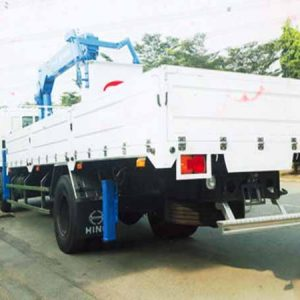 xe tải hino FG8JPSL gắn cẩu tadano 5 tấn