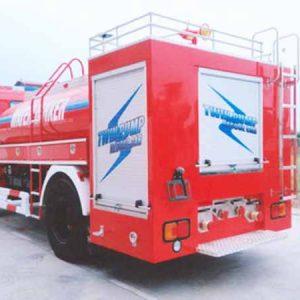 xe tải hino FG8JJSB chữa cháy cứu hỏa