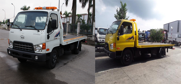 Xe Tải Hyundai Cứu Hộ Giao Thông