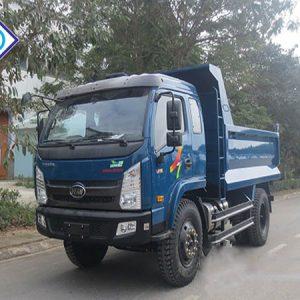 xe ben tự đổ veam vb750 7.5 tấn