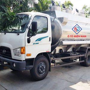 xe chở xăng dầu 9m3 hyundai mighty 110s