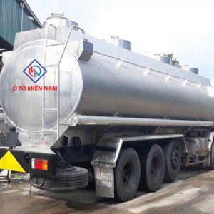xe bồn chở xăng dầu 26m3