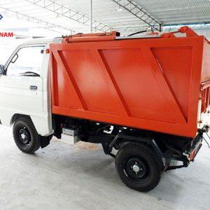 xe chở rác suzuki
