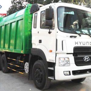 xe ép rác Hyundai HD260 22 khối